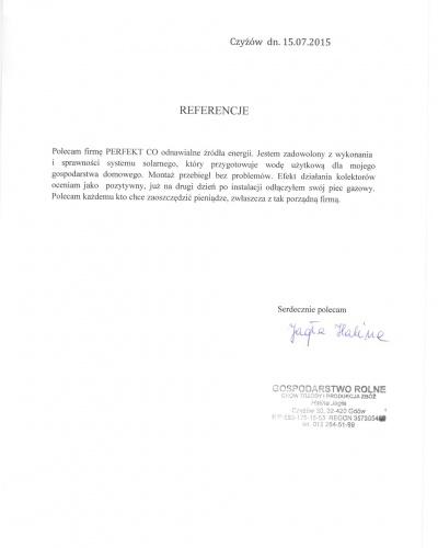 Jagła-15.04.2015-referencje