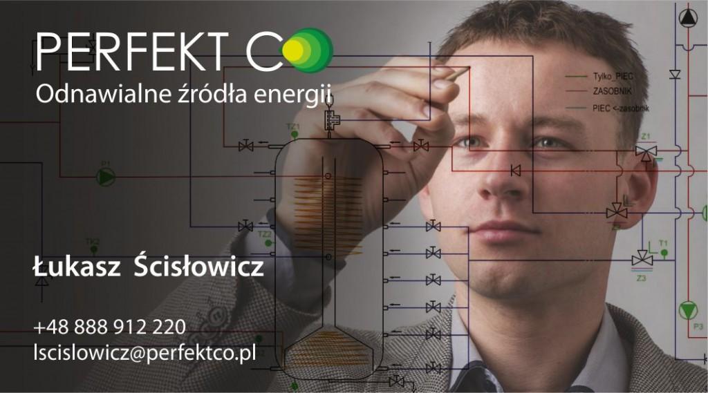 PERFEKT CO Łukasz Ścisłowicz 1
